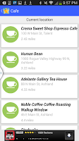 Screenshot of Local City Guide