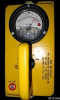 Screenshot of Geiger Counter PRO