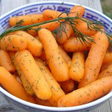 Maple Dill Carrots