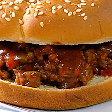 Lenten Sloppy Joes
