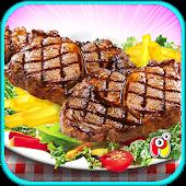 Steak Maker - Kitchen game APK for Bluestacks
