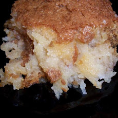 Gooey Coconut Pineapple Butter Cake