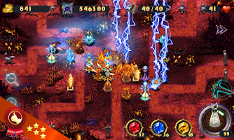 Screenshot of Epic Defense – the Elements
