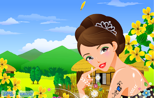 Screenshot of Farm Girl Makeup