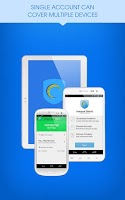 Screenshot of Hotspot Shield Free VPN Proxy