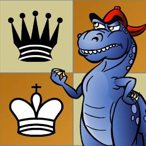 Cover art Learn Chess: Dinosaur Chess!