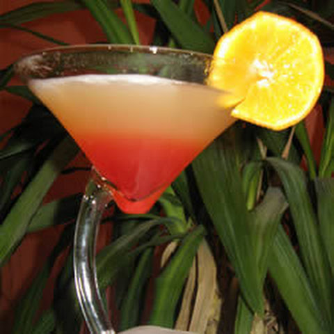 Tropical Martini