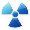 Radioactivity calculations icon