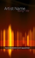 Screenshot of Audio Glow Music Visualizer