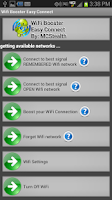 Screenshot of Wifi Booster Easy Connect
