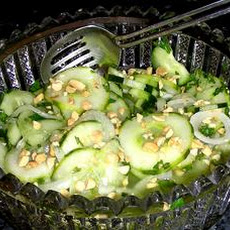 Rick's Thai Cucumber Salad
