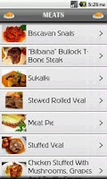 Screenshot of Basque Cooking Lite