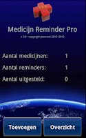 Screenshot of Medicine Reminder Pro