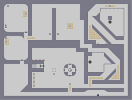 Thumbnail of the map 'rooms V2'