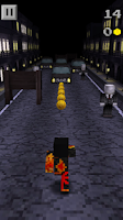 Screenshot of Pixel Runner 3D -  Slender Man