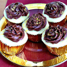 San Francisco Gold Rush Cupcakes