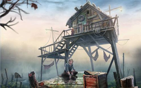 Дом у озера Screenshot