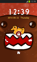 Screenshot of GO Locker Theme Domo