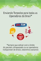 Screenshot of Mensagem Grátis - Torpedos SMS
