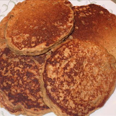 Hearty Grains Pancakes