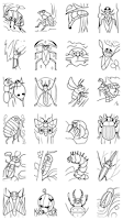 Screenshot of Kids Coloring ( Insect )