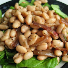Rosemary White Bean Salad