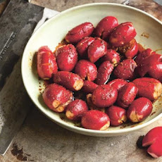 Radishes in Chile Oil Sauce Recipe