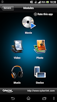 Screenshot of PowerDVD Remote FREE