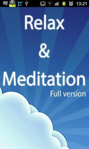 ★Relax Meditation App- Full