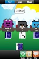 Screenshot of Amoeba Blackjack