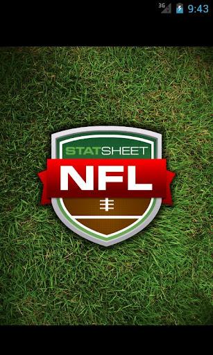 Colts StatSheet