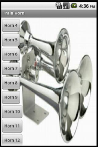 培训的号角!在Android上最响亮的噪音制造者!!
