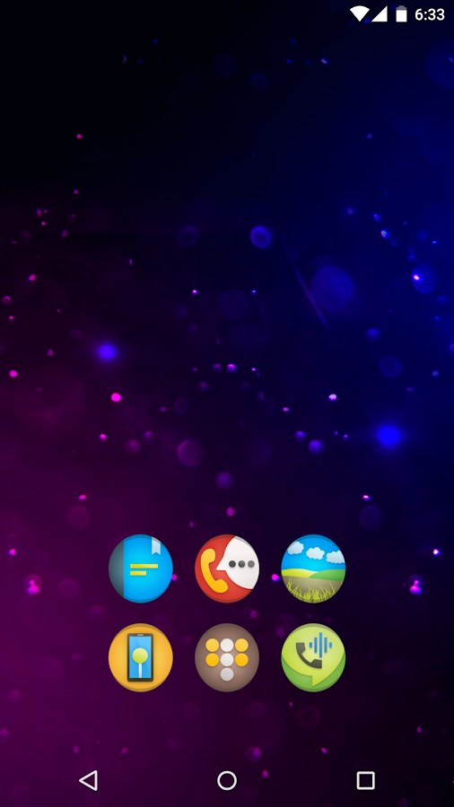 Simplo - Icon Pack Screenshot 1