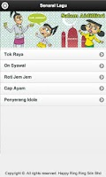 Screenshot of Lagu Raya Terbaru