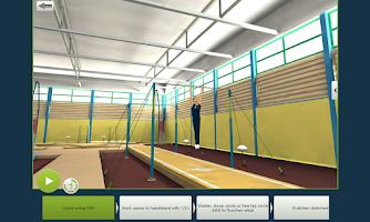 Screenshot of Gymnopedia IGContest