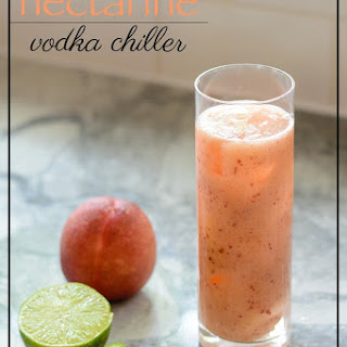 Nectarine Vodka Chiller
