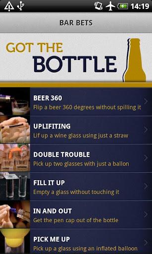 【免費娛樂App】The Real Hustle - Bar Bets-APP點子