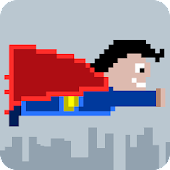 Game Super Hero Fly APK for Kindle