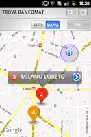 Screenshot of Fineco