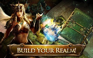Screenshot of Reign of Dragons: Build-Battle