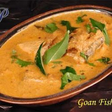 Hot And Spicy Fish Curry