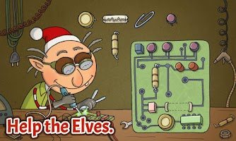Screenshot of Christmas Games With Elves