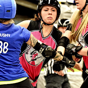 Roller Derby  by Cody Hoagland - Sports & Fitness Other Sports ( utah )