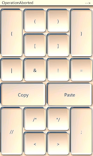 【免費生產應用App】Developer Keypad-APP點子