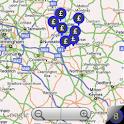Loc8or - POI Locator (UK) icon
