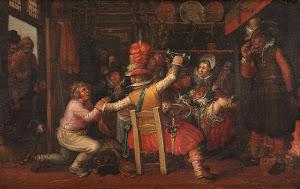 RIJKS: workshop of David Vinckboons: painting 1619