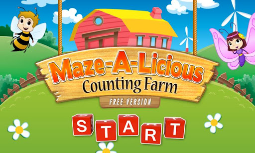 Maze Counting Farm Free