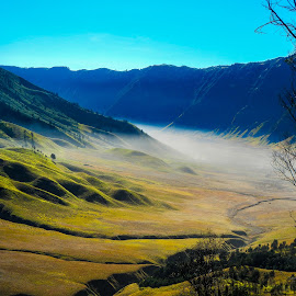 Road to Bromo by Andy Darmawan - Landscapes Mountains & Hills (  )