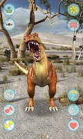 Screenshot of Talking Tyrannosaurus Rex