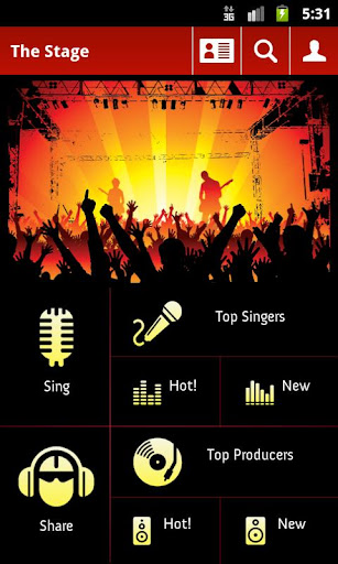 The Stage Singing Studio